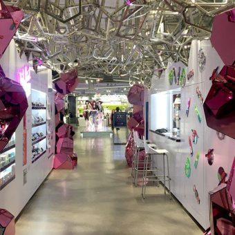 Macy's Beauty Suite Pop Up Shop
